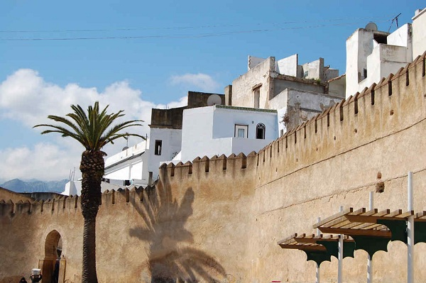 the Medina of Tetouan