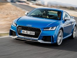 Audi TT RS, Will Awaken Your Senses