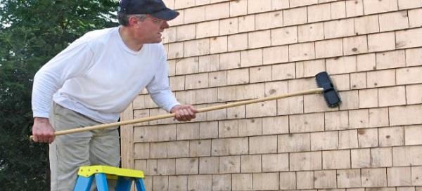 How To Fill And Repair Cracks In Wood Siding