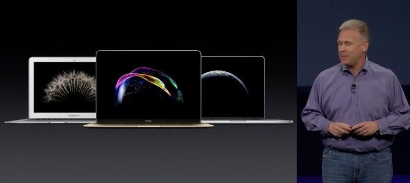 Apple updates its Macbook Pro