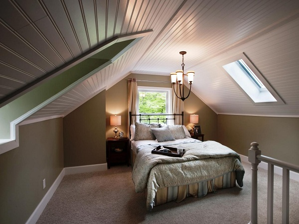 Ideas For Decorating An Attic