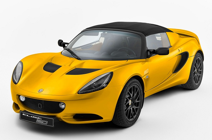 Lotus Elise Club Racer; Affordable Luxury