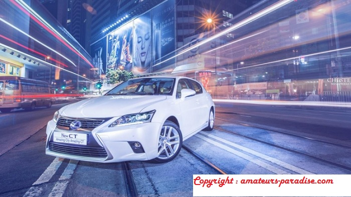 Lexus CT200h The Fun Ecologist