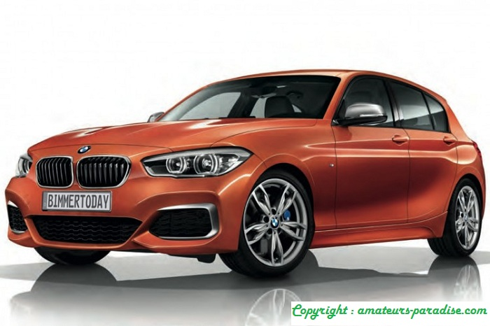 This Is The New BMW M135i