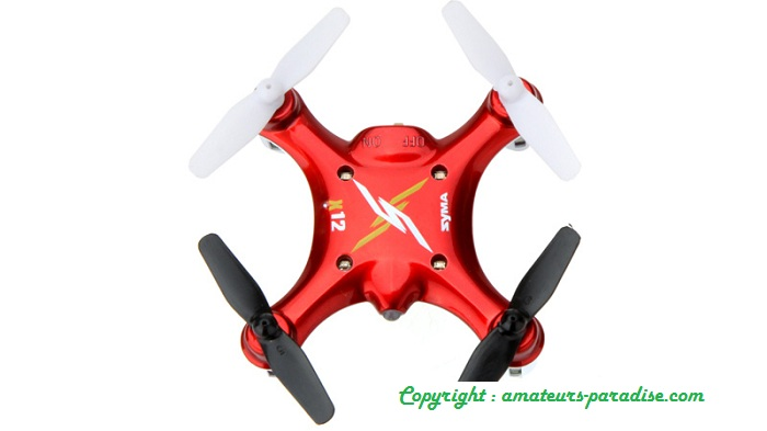 Syma X12 Nano, A Small And Inexpensive Drone, Ideal For Beginners