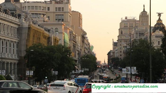 Alcalá Street