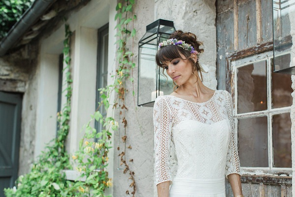 Laure De Sagazan For Brides With Style