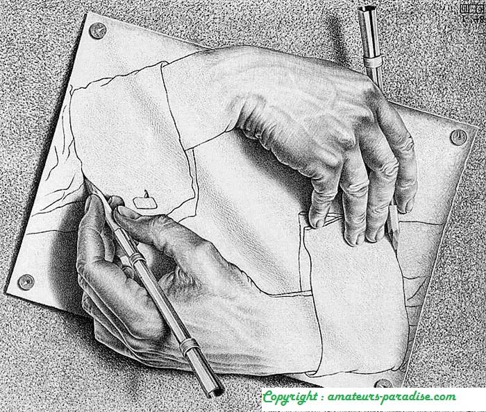 Con-Science Project Escher