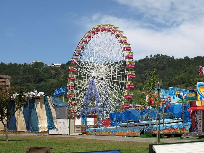Etxebarria Park, Bilbao