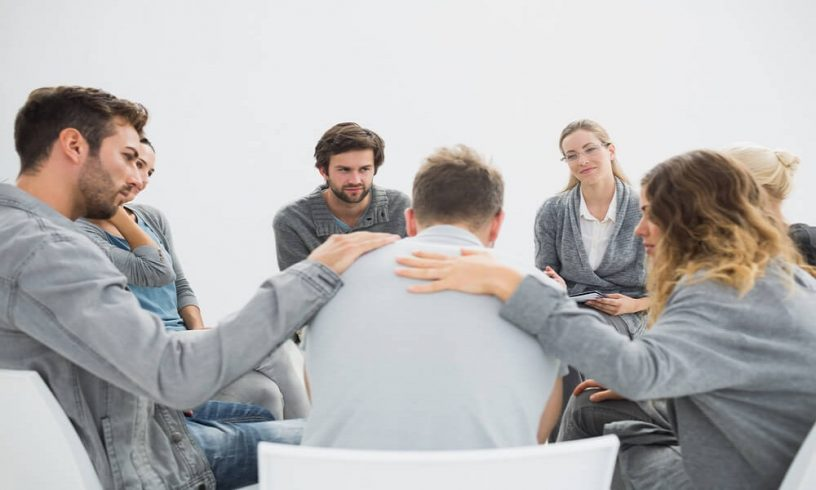 an overview of group therapy What is group therapy used for group therapy is used to guide clients through the process of gaining insight about themselves, others, and the world around them.