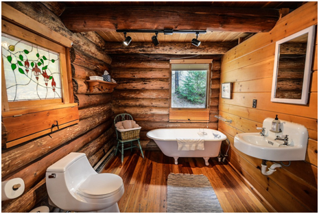 Can Wooden Flooring Be Used in Bathrooms?