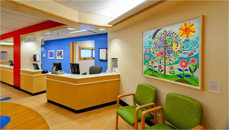 Design Of Children's Medical Center