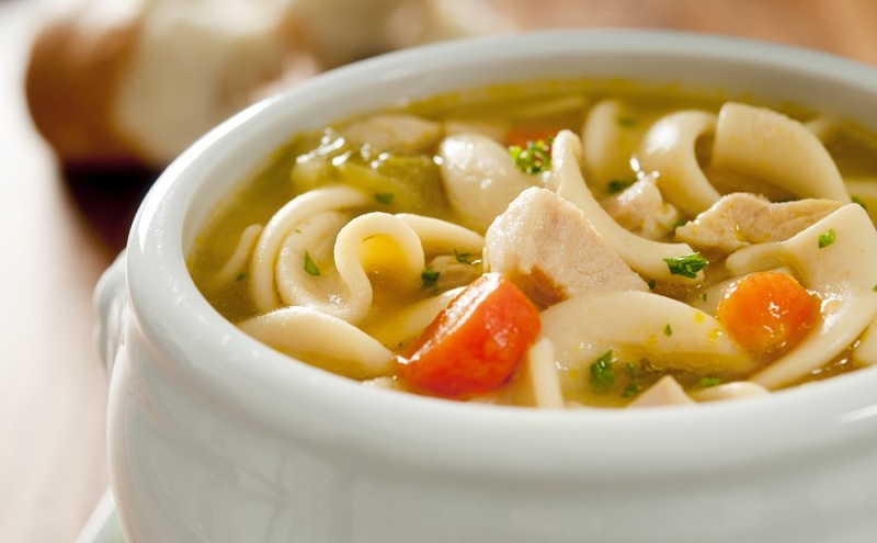 Does Chicken Soup Really Cure a Cold?