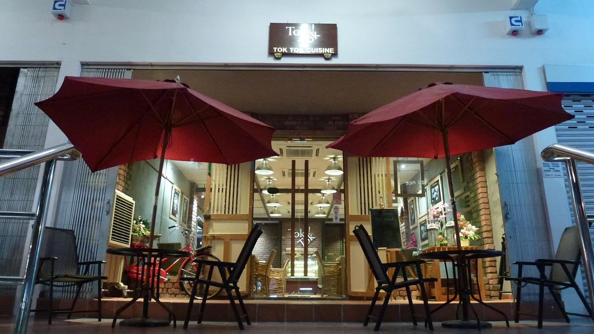 ROADSIDE CAFE: PROFITABLE BUSINESS