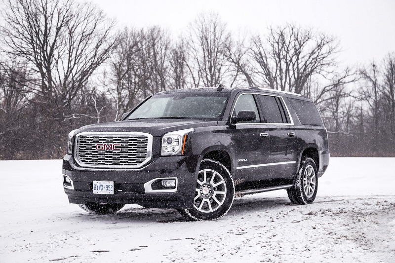 2018 GMC Yukon XL Denali Review