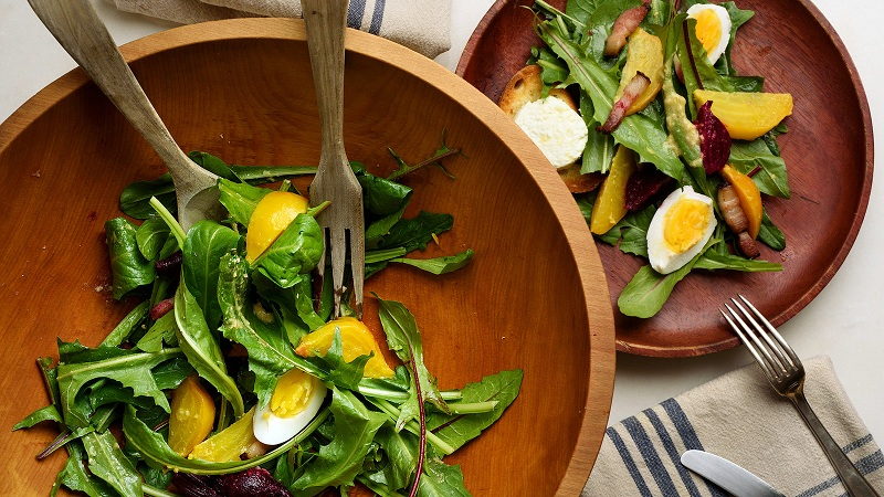 Recipes Of Dandelion Salad