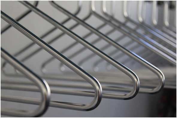 Who invented stainless steel?