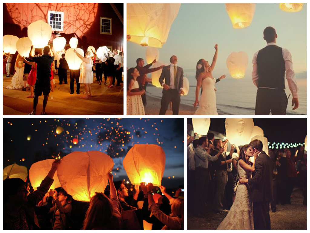 5 Ideas How To Complete The Wedding Evening