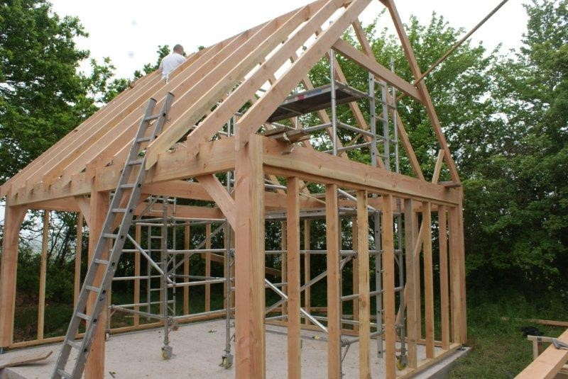 All About Timber Frame Buildings