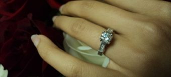 Engagement Ring To Love