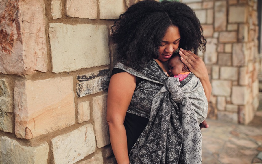 10 reasons why the baby carrier is pretty cool