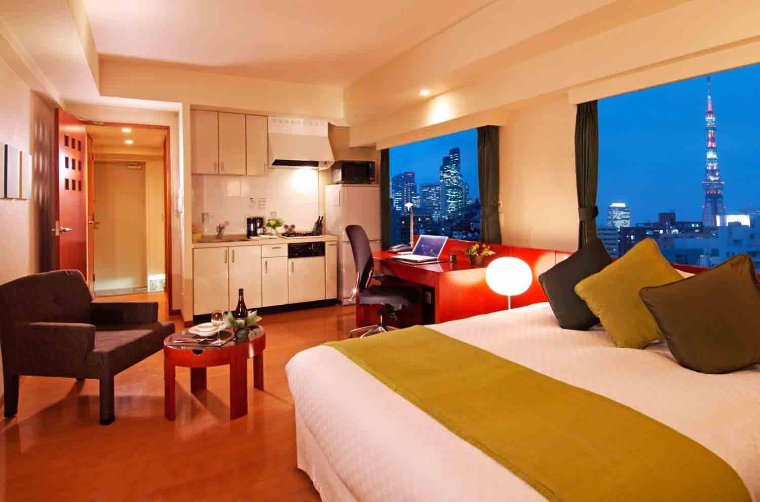 An alternative to booking a hotel for family breaks