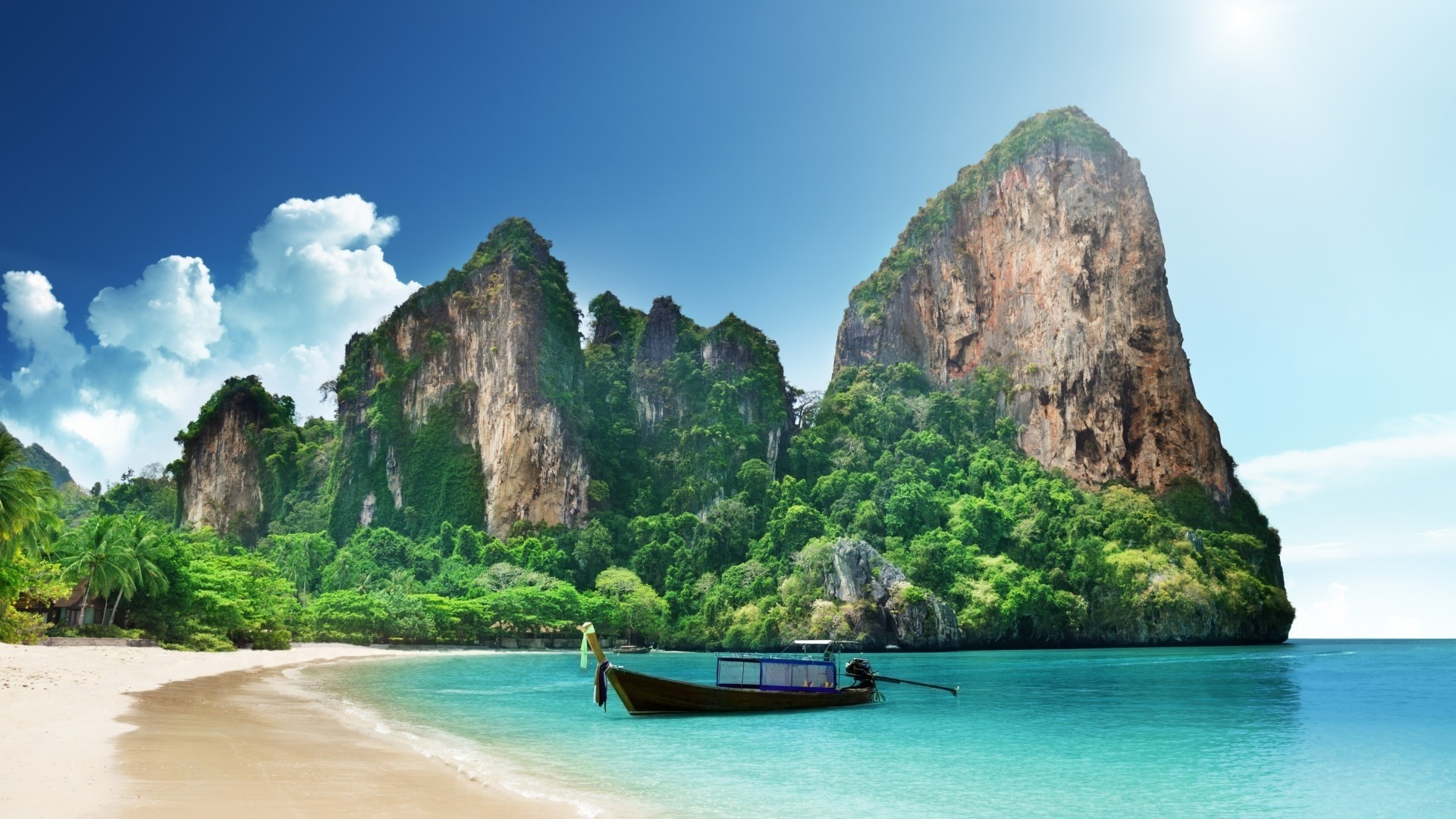 beaches in Thailand
