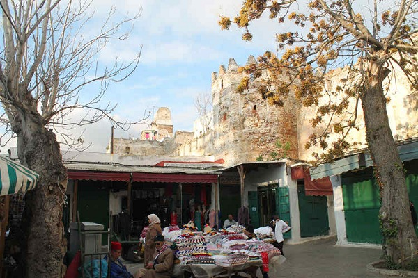 """""""Welcome To Our World"""": Three days in the Medina of Tetouan"""