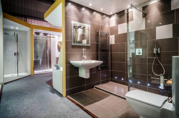 Beautiful Wet Room Designs