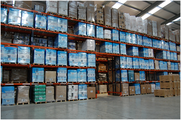 Why Use Storage Bins in Your Warehouse?