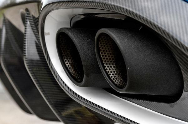 Aston Martin DBS Steering Wheel, Open-Air Glamor
