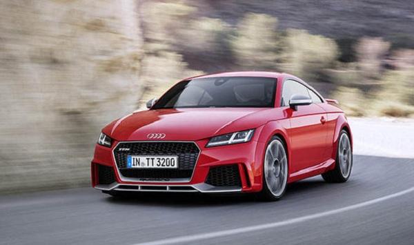 Audi TT RS, Will Awaken Your Senses
