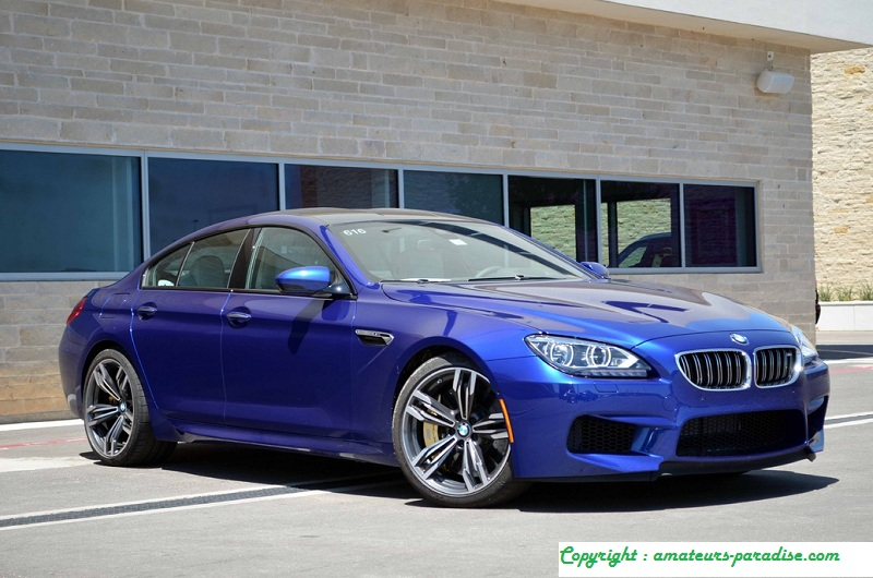 BMW M6 Competition; Collector Piece