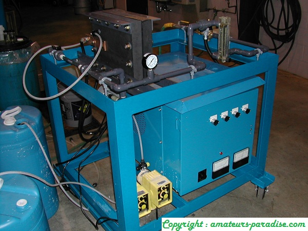 Electrolysis And Construction Standards