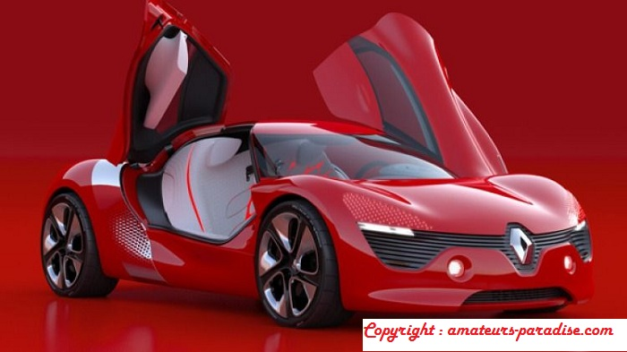 Renault Dezir Plugged Into The Future