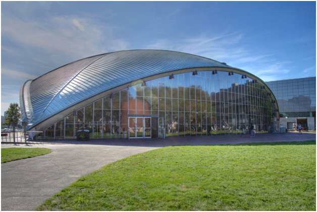 Why choose a tensioned membrane structure?