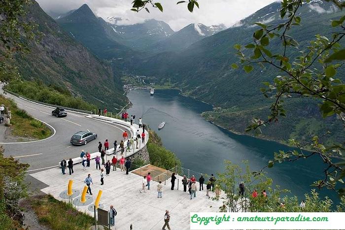 Ornesvingen (Norway)