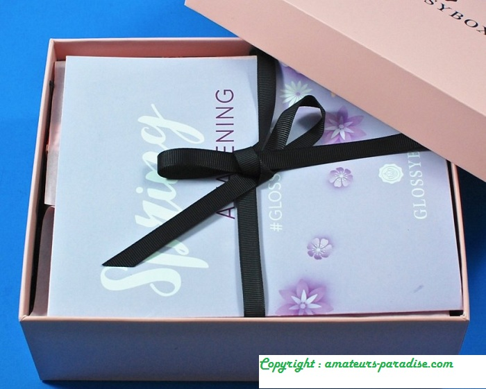 Take a Wedding Box with Glossybox