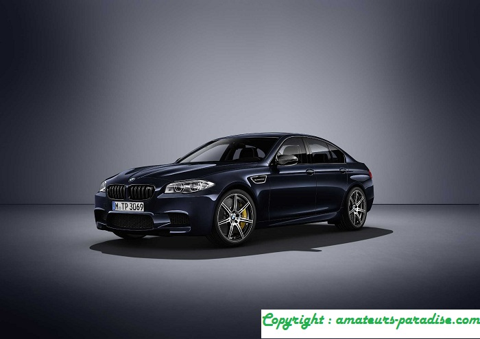 Powerful BMW M5 In History
