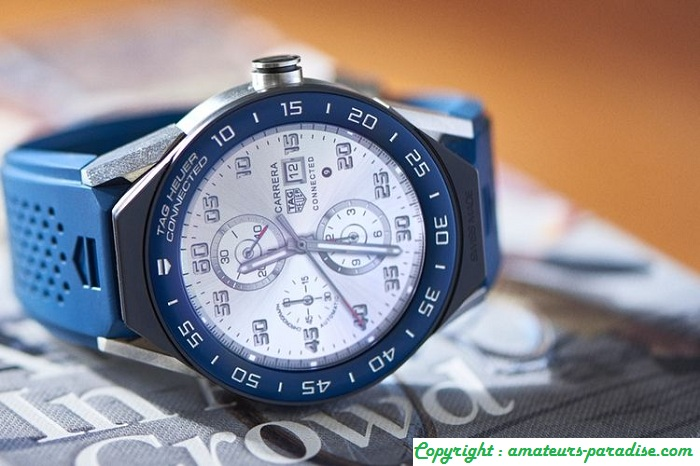 Tag Heuer Carrera Wearable 01: When Android Wear And Luxury Go Hand In Hand