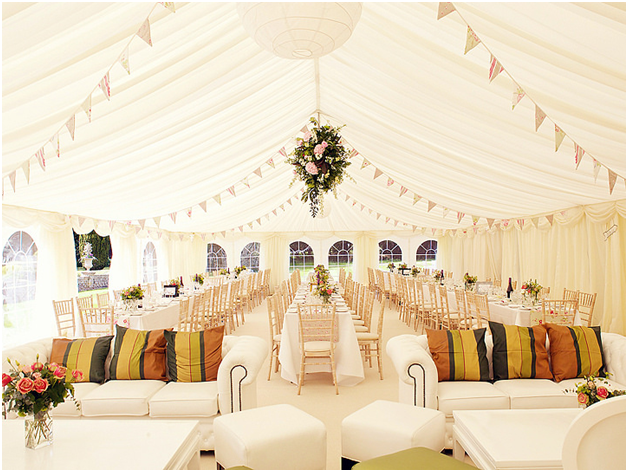 5 More Marquee Decoration Tips from the Pros
