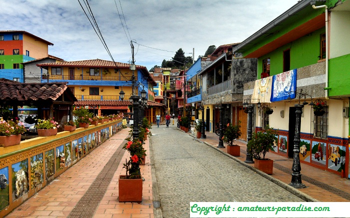 5 Colorful Places In Latin America