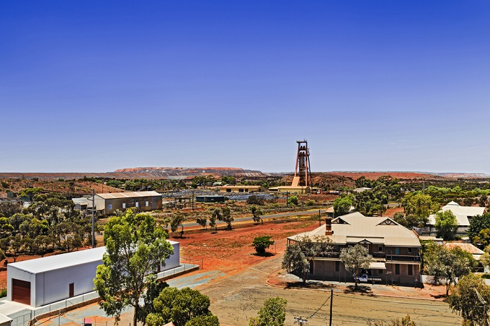 A farm in Australia as idyllic as real