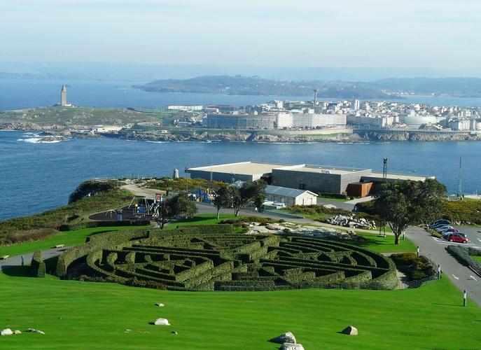 Park of San Pedro, A Coruña