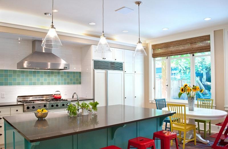 Ideas For Kitchen Room Design 2018