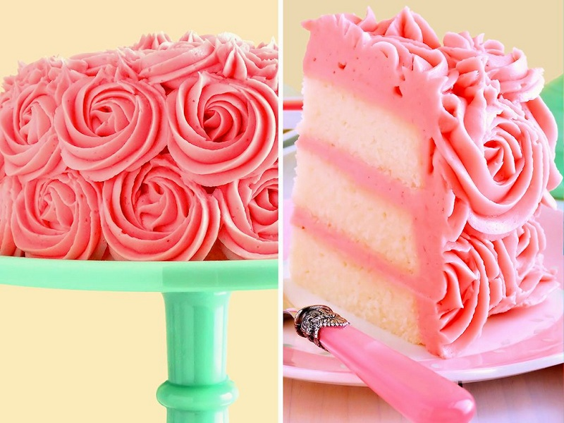 Some Ideas For Your Baby's First Birthday Cake