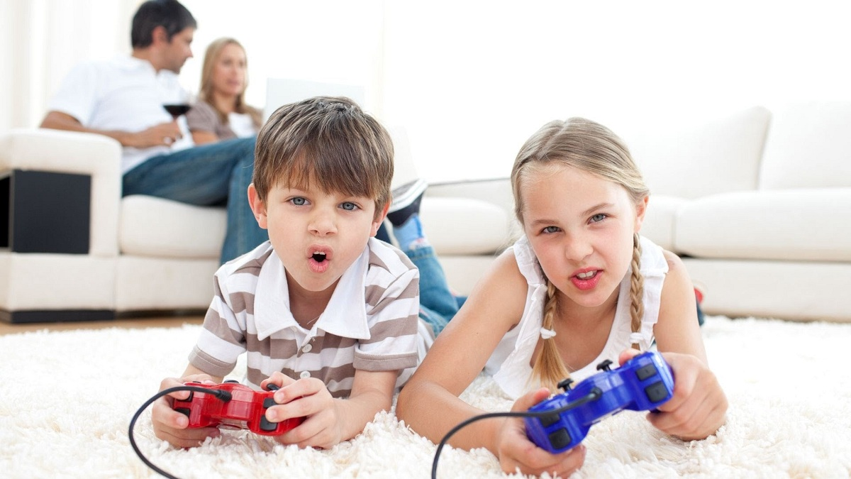 5 Benefits Of Video Games For Children