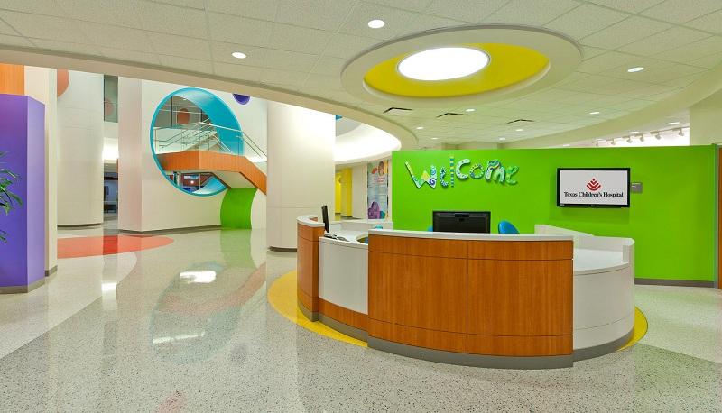 Design Of Children's Medical Center