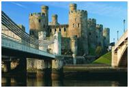 Medieval Castle in Wales
