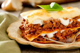 When you are craving the tastes of a beautiful lasagne